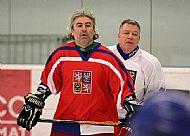 Leo Gudas, Petr Hub��ek.