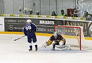 Tomáš Havránek promìòuje rozhodující nájezd
