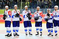 Dìkovaèka - Michal Barinka, Bedøich Köhler, Leoš Èermák, Michal Gulaši, Petr Holík, Lukáš Kašpar.