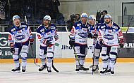 Ondøej Nìmec, Peter Mueller, Martin Erat, Tomáš Plekanec a Martin Za�oviè